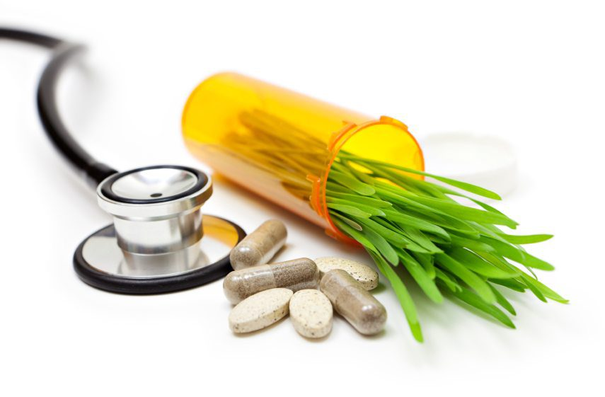 Initial Natural Treatment for Hyperthyroidism