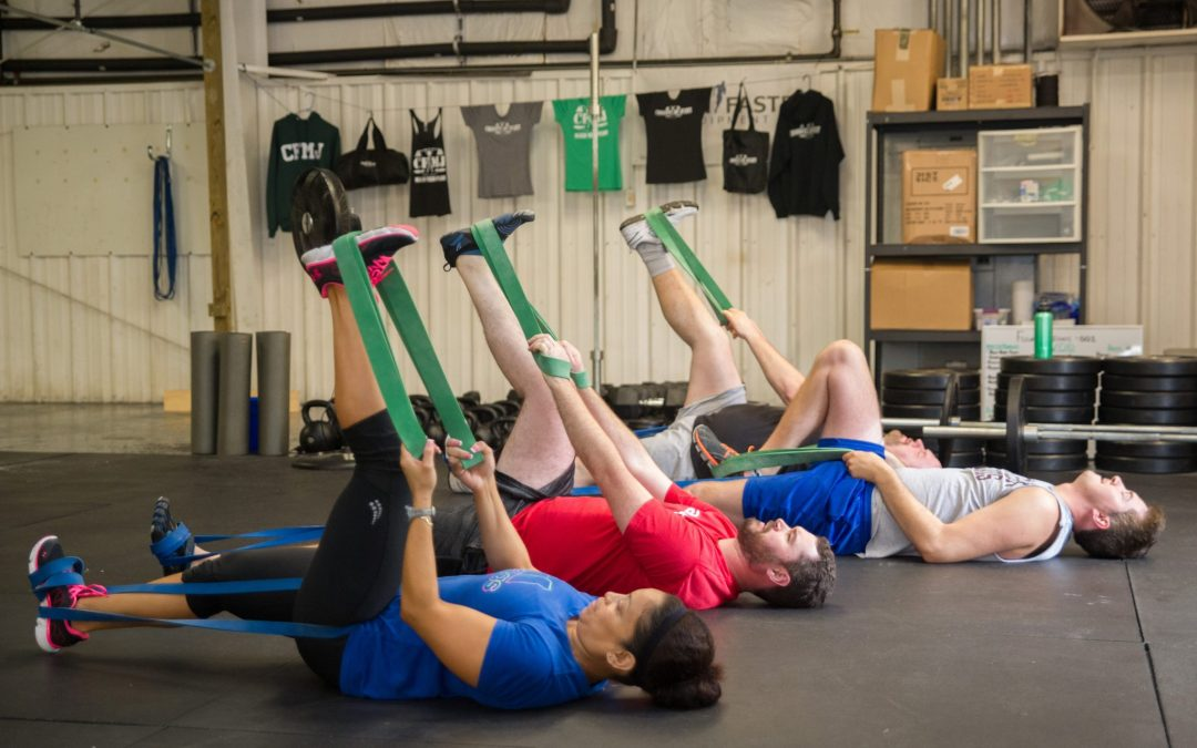 Foundation Training: Back Pain Relief & General Fitness