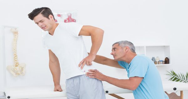 Forward -Thinking For Back Pain