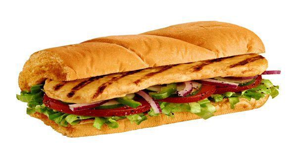 Subway Chicken May Contain Just 50% Chicken