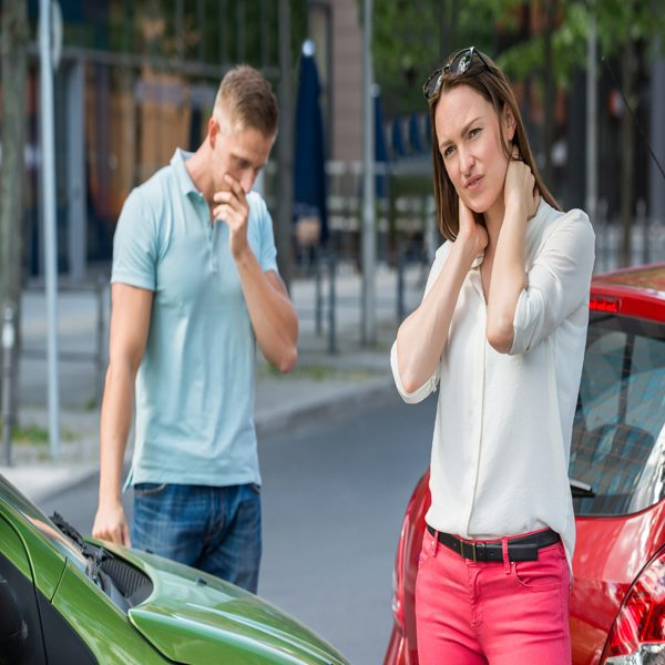 Whiplash Headaches After An Auto Accident
