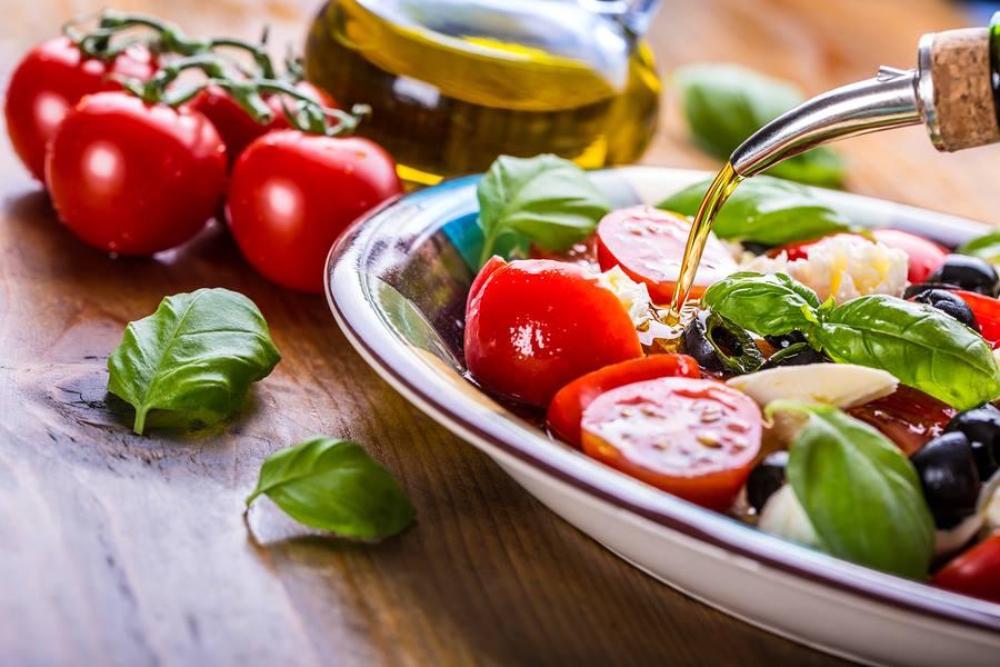 Mediterranean Diet and Cancer Prevention