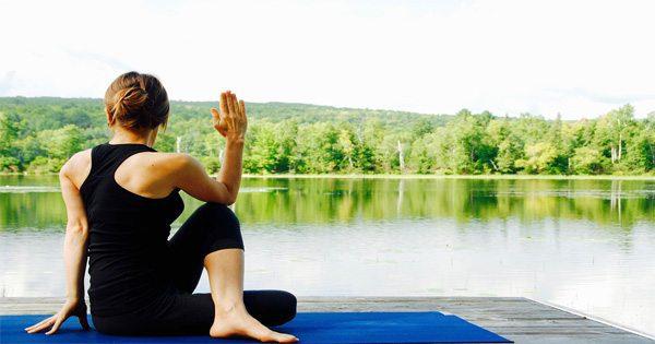 Yoga May Ease Tough Depression