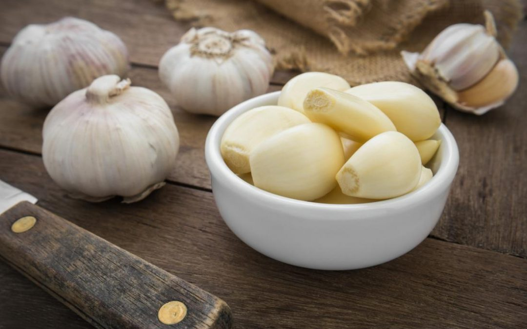 Garlic Usage for Cardiovascular Disease Prevention | Wellness Clinic