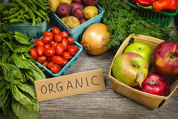 Organic Diet: 5 Reasons Why