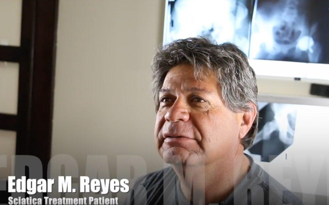 Sciatica Nerve Pain Treatment El Paso, TX   Edgar M. Reyes