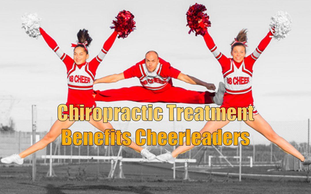 Cheerleaders Benefit From Chiropractic Treatment In El Paso, TX.