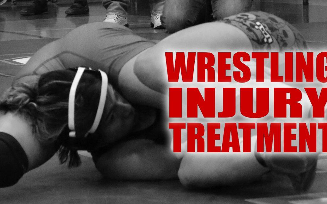 Wrestling Injury Treatment El Paso, TX Sports Chiropractor