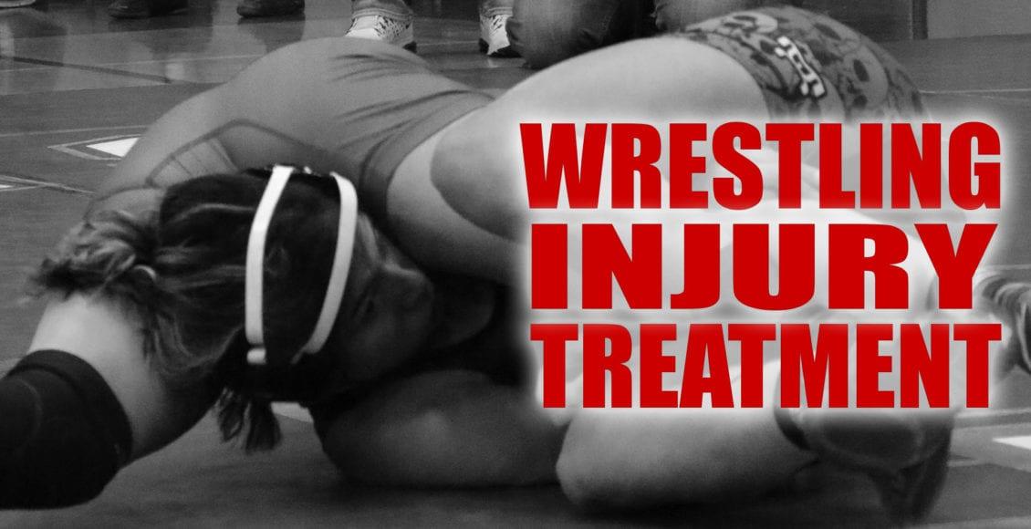 wrestling injury el paso tx.