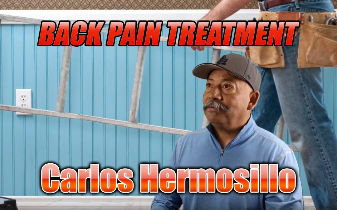 Back Pain Treatment El Paso, TX | Video