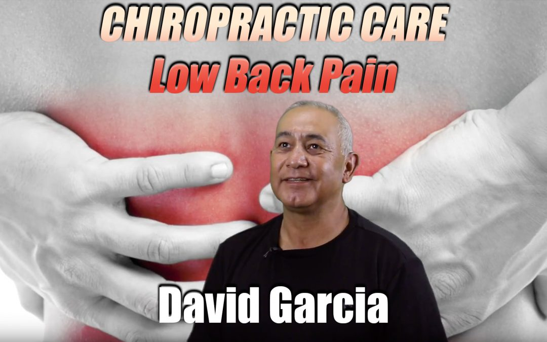 Chiropractic Care For Lower Back Pain | El Paso, TX. | Video