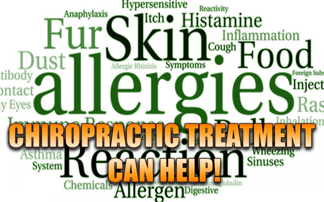Allergy Sufferers, Chiropractic Can Help, In El Paso, TX.