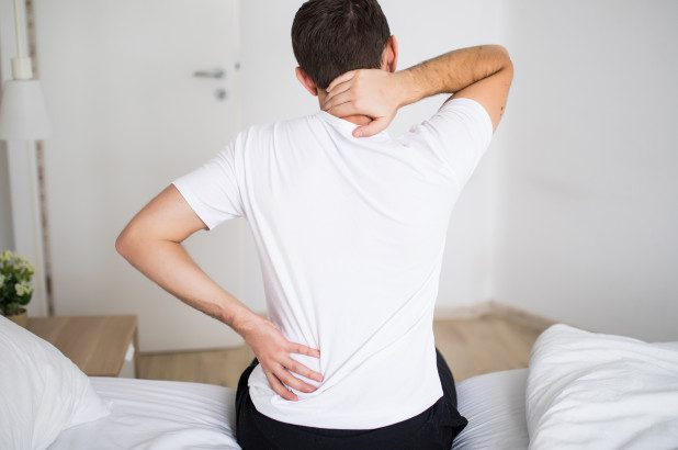 Back Pain Overview in El Paso, TX