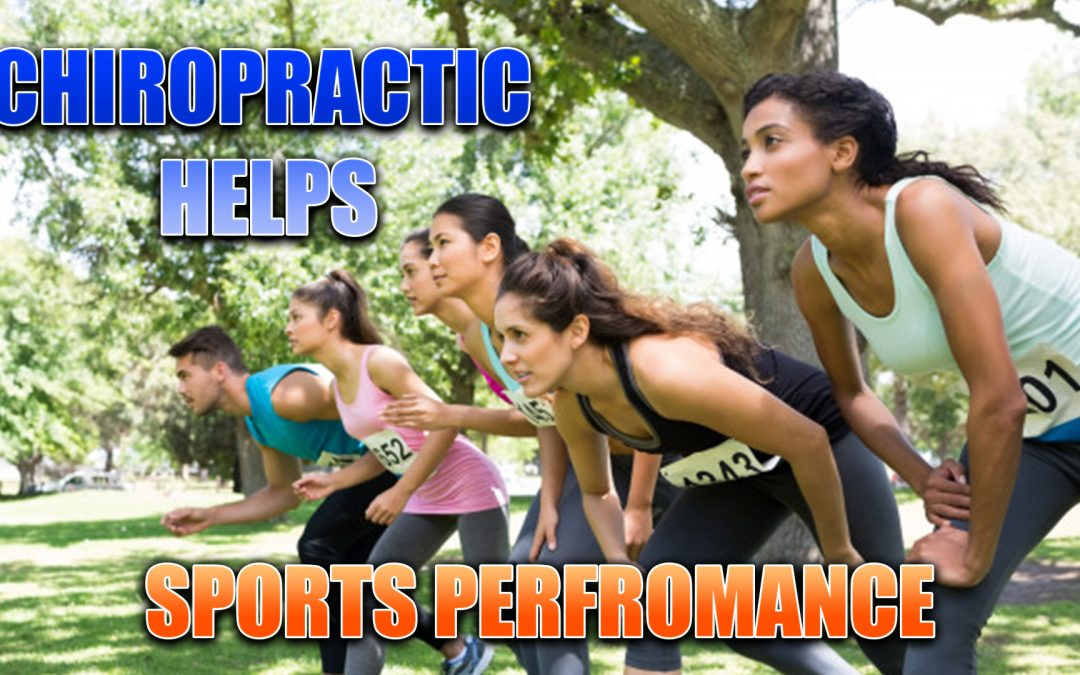 Sports Performance, Chiropractic Helps!In El Paso, TX.