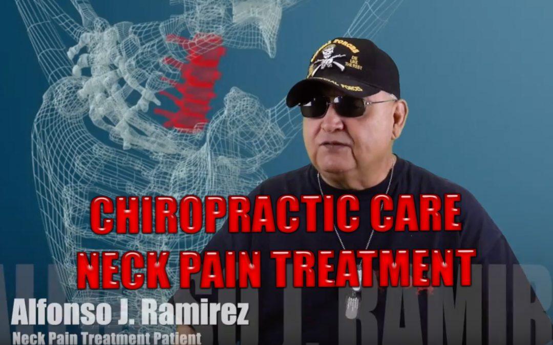 Chiropractic Care Neck Pain Treatment | El Paso, TX. | Video