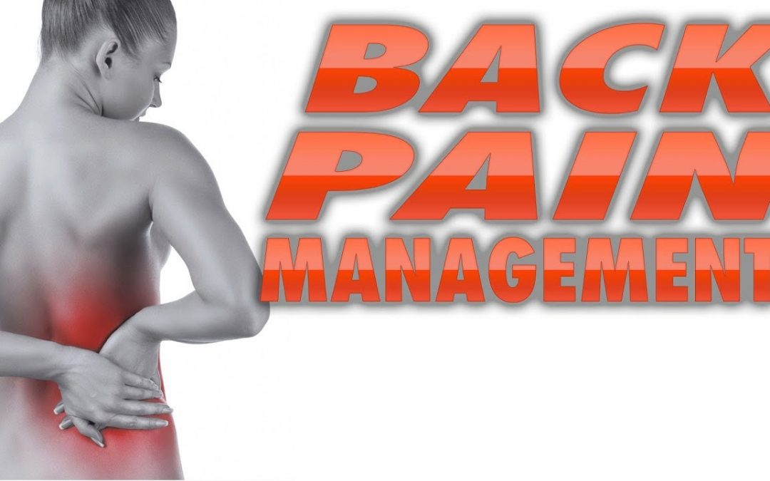 Back Pain Management Treatment Strategies in El Paso, TX