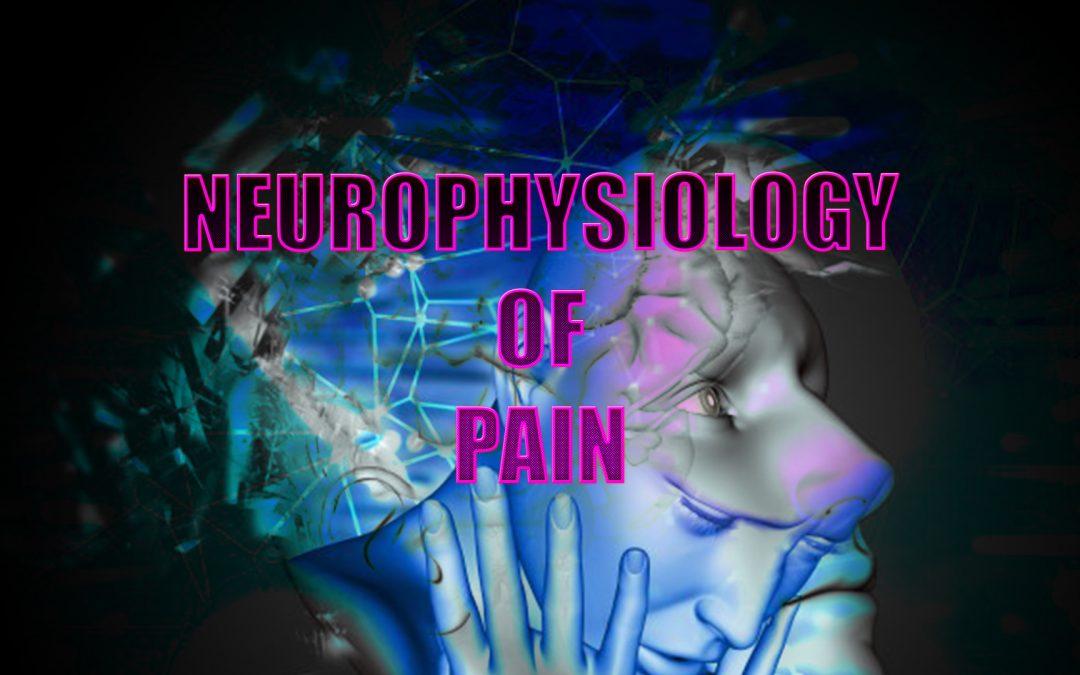 Neurophysiology Of Pain   El Paso, TX.   Part I
