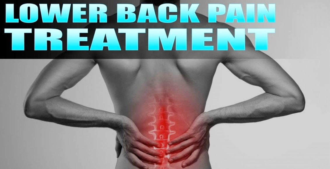 lower back pain el paso tx.