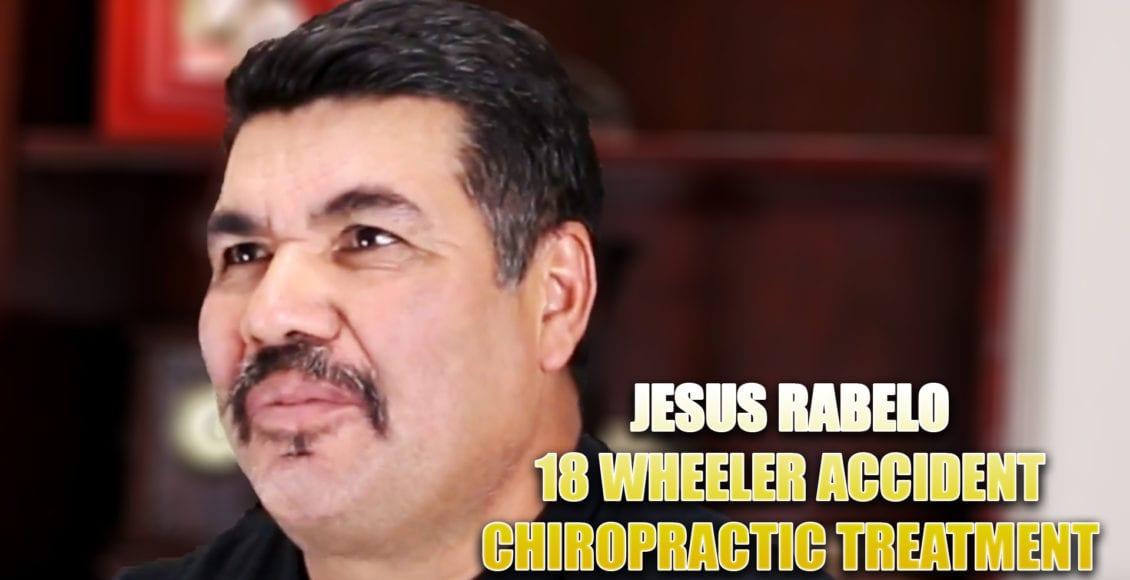 18 wheeler accident chiropractic care el paso tx.