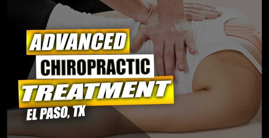 sciatic advanced chiropractic treatment
