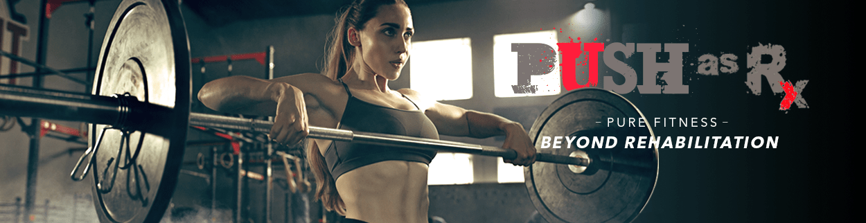 PUSHasRx Fitness Collaboration