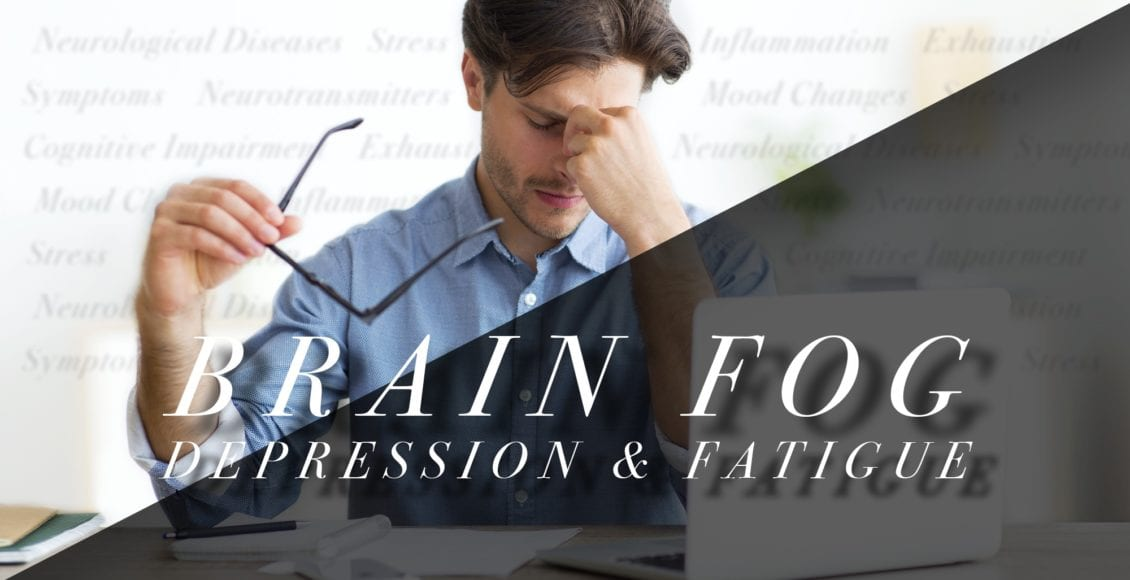 Functional Neurology: Brain Fog, Depression, and Fatigue   El Paso, TX Chiropractor
