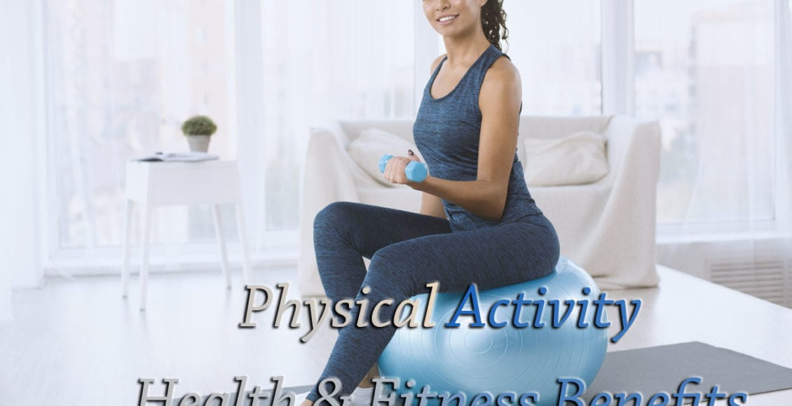 11860 Vista Del Sol, Ste. 128 Physical Activity Health Fitness Benefits El Paso, TX.