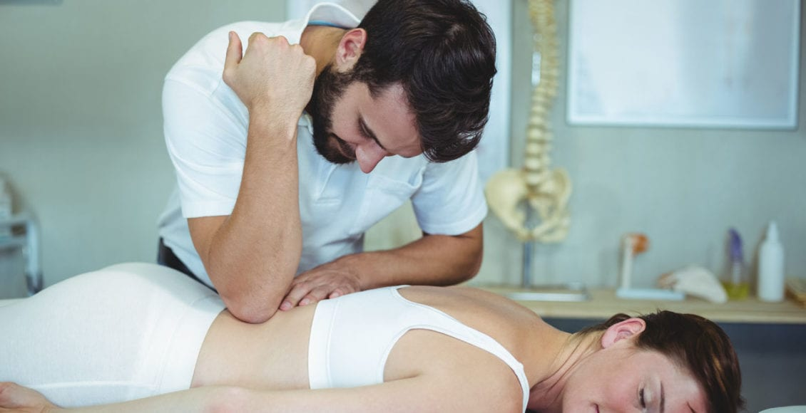 11860 Vista Del Sol, Ste. 128 Women With Low Back Pain and Possible Causes