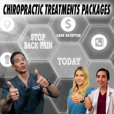 Chiropractic Treatment Packages