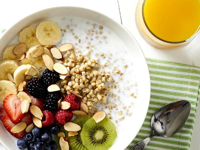 Sorghum Athlete Breakfast Bowl